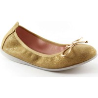 Chaussures Enfant Ballerines / babies Gioseppo Markova 39616 or chaussures de ballet chaussures fille Oro