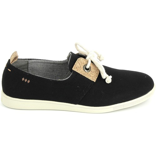 Armistice Stone 1 Big Canvas Noir Noir - Chaussures Baskets basses Homme