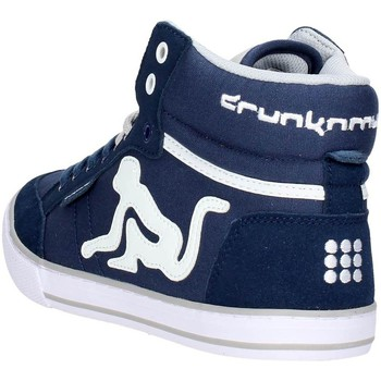 Chaussures Homme Baskets basses Drunkymunky BOSTON CLASSIC 011 Sneakers Homme Bleu Bleu