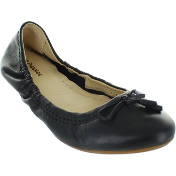 Chaussures Femme Ballerines / babies Hush puppies Lexa Heather Noir