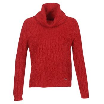 Vêtements Femme Pulls Billabong SHAGGY ESCAPE Rouge