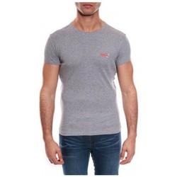 Vêtements Homme T-shirts & Polos Ritchie T-SHIRT WARLOF II Gris