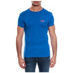 Vêtements Homme T-shirts & Polos Ritchie T-SHIRT WARLOF II Royal
