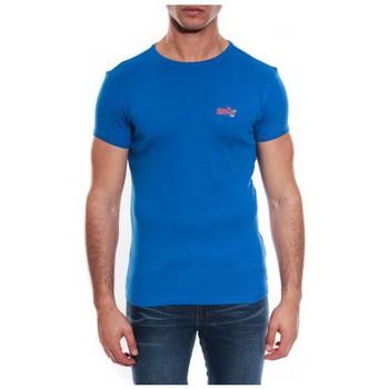 Vêtements Homme T-shirts & Polos Ritchie T-SHIRT WARLOF II Royal