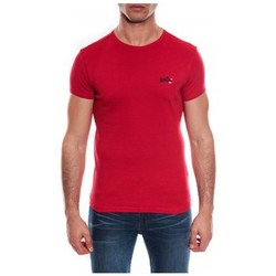 Vêtements Homme T-shirts & Polos Ritchie T-SHIRT WARLOF II Rouge