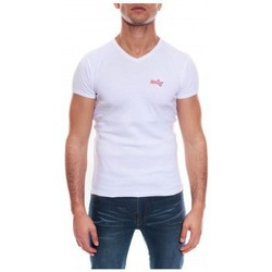 Vêtements Homme T-shirts & Polos Ritchie T-SHIRT V WORKO II Blanc