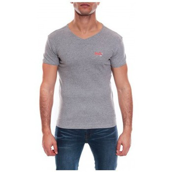 Vêtements Homme T-shirts & Polos Ritchie T-SHIRT V WORKO II Gris