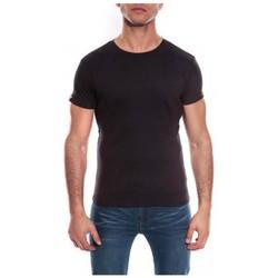Vêtements Homme T-shirts & Polos Ritchie T-SHIRT WALTER II Noir