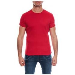 Vêtements Homme T-shirts & Polos Ritchie T-SHIRT WALTER II Rouge foncé