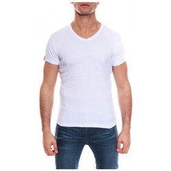 Vêtements Homme T-shirts & Polos Ritchie T-SHIRT V WILLIAM II Blanc