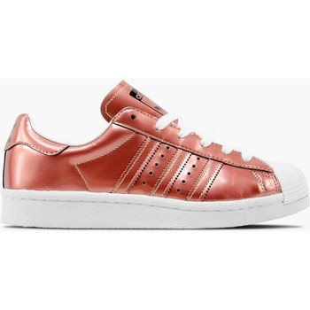 Chaussures Femme Baskets basses adidas Originals ZAPATILLAS  SUPERSTAR BOOST Or