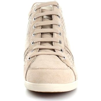 Chaussures Femme Baskets basses Geox D7268B7722  Femme Taupe Taupe