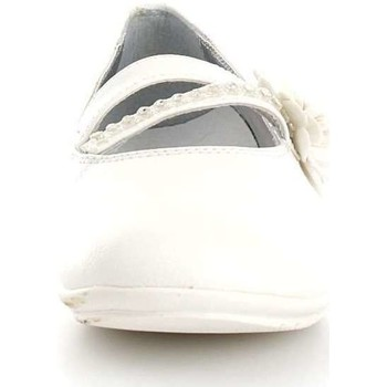 Ballerines enfant Asso 52588 Ballerines et Mocassins Fille White
