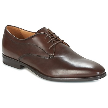 Chaussures Homme Derbies Geox U NEW LIFE Marron