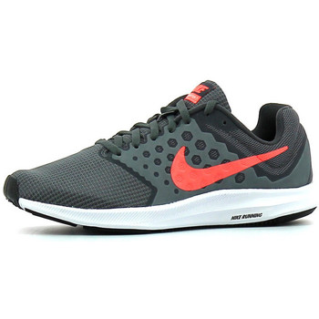 Chaussures Femme Running / trail Nike Wmns Downshifter 7 Cool Grey / Lava Glow / Dark Grey White