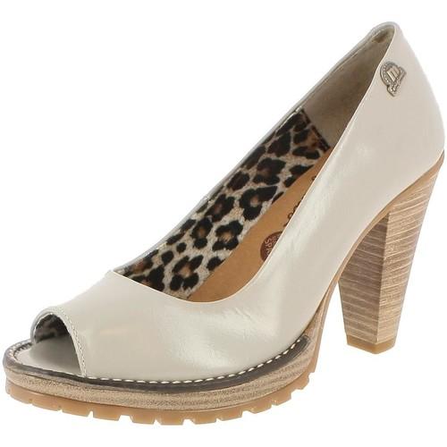Chaussures Femme Escarpins MTNG 53695 gris