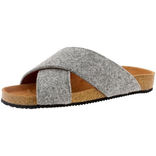 Chaussures Femme Mules Sixty Seven 76191 gris