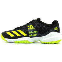 Chaussures Garçon Sport Indoor adidas Performance Counterblast Falcon J Core Black / Solar Yellow / FTWR White