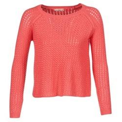 5d403f6fb52c Pull   Gilet mode femme rouge - Livraison Gratuite avec Spartoo.com !