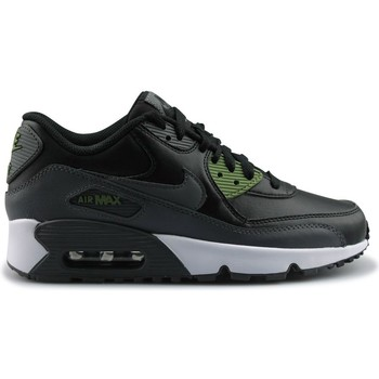 Nike Enfant Air Max 90 Ltr Junior Noir