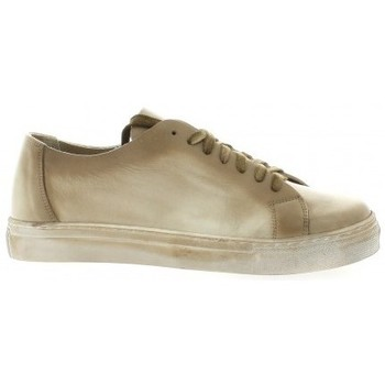 Chaussures Femme Baskets mode Life Baskets cuir Taupe