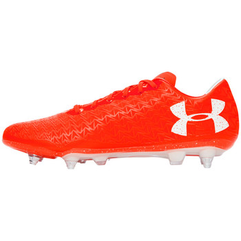 Chaussures Homme Football Under Armour ClutchFit Force 3.0 HYB Orange