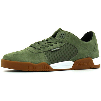Chaussures Homme Baskets basses Supra Ellington Olive