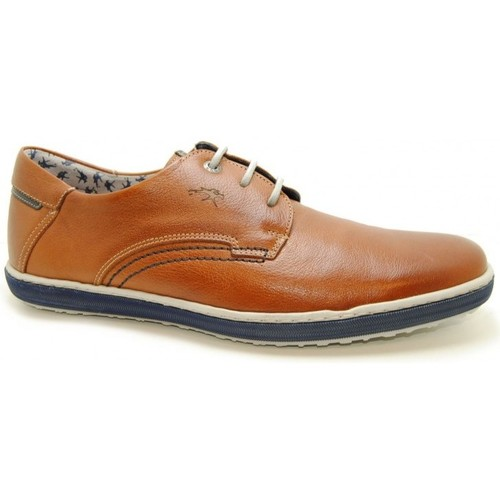 Fluchos 9710 - Cuero marron - Chaussures Derbies Homme