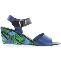Chaussures Femme Sandales et Nu-pieds Cumbia 30150 Azul