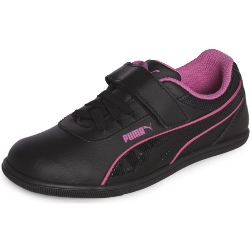 Chaussures Fille Baskets basses Puma Myndy 2 SL Kids Noir