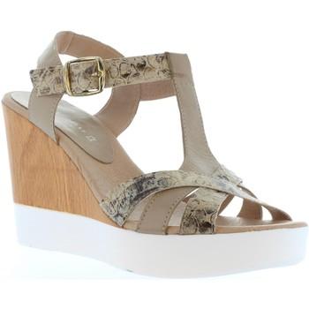 Chaussures Femme Sandales et Nu-pieds Vaquetillas 20159 Beige
