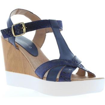 Chaussures Femme Sandales et Nu-pieds Vaquetillas 20159 Azul