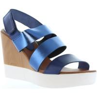 Chaussures Femme Sandales et Nu-pieds Vaquetillas 20136 Azul