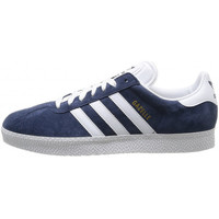 Chaussures Enfant Baskets basses adidas Originals Gazelle Junior - Ref. BY9144 Bleu