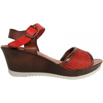 Chaussures Femme Sandales et Nu-pieds Cumbia 30158 Rojo