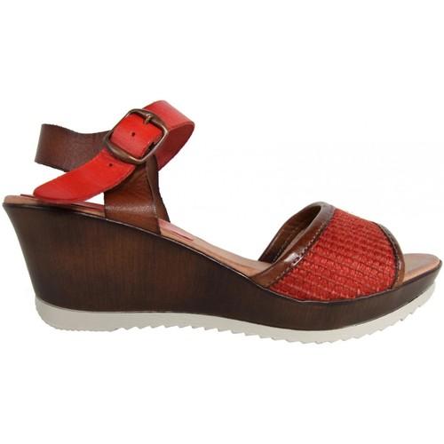 Chaussures Femme Sandales et Nu-pieds Cumbia 30158 Azul