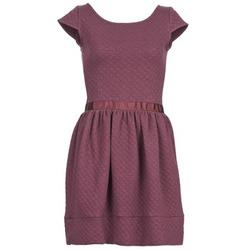 Vêtements Femme Robes courtes Naf Naf OHORTENSE Violet