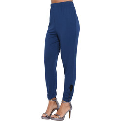 Vêtements Femme Leggings Pomme Rouge Legging AMANDA Femme Collection Printemps Eté Bleu