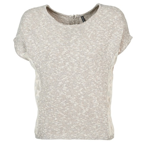 T-shirts & Polos Naf Naf MILLON Gris 350x350
