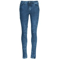 Vêtements Femme Jeans slim Naf Naf GOJO Bleu medium