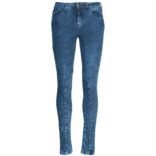 Vêtements Femme Jeans slim Naf Naf GOJO Bleu medium