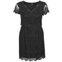 Vêtements Femme Robes courtes Naf Naf LYJO Noir