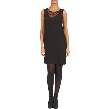 Femme Vêtements Robes Lyshow Naf Noir Courtes PkXZiOu