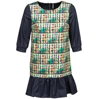 Robes Naf Naf ECAPS Noir / Multicolore 350x350