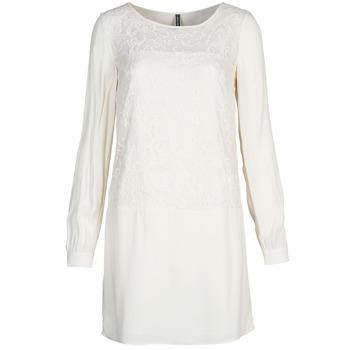 Robes Naf Naf LYNO Ecru 350x350
