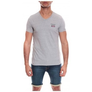 Vêtements Homme T-shirts & Polos Ritchie T-SHIRT V MAPPY Gris