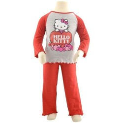 Vêtements Enfant Pyjamas / Chemises de nuit Hello Kitty Pyjama Rouge