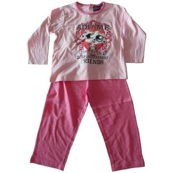 Vêtements Enfant Pyjamas / Chemises de nuit Littlest Petshop Pyjama Rose