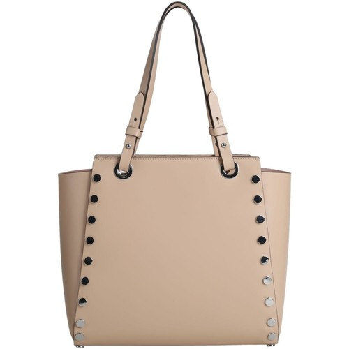 Sacs Femme Cabas / Sacs shopping Kesslord TICTACTOE ELITE_MV_NT Beige