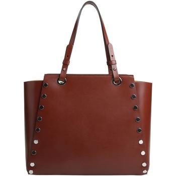 Sacs Femme Cabas / Sacs shopping Kesslord TICTACTOE MAGIC_MV_CH Marron
